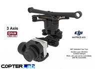 3 Axis Flir Tau 2 Micro Camera Stabilizer for DJI Matrice 600