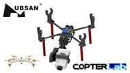 2 Axis Runcam 1 Nano Camera Stabilizer for Hubsan FPV X4 H501A