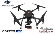 2 Axis Micasense RedEdge M NDVI Skyport Camera Stabilizer for DJI Matrice 210 M210
