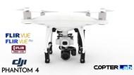2 Axis Flir Vue Micro Camera Stabilizer for DJI Phantom 4 Advanced