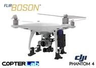 2 Axis Flir Boson Micro Camera Stabilizer for DJI Phantom 4 Advanced