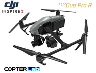 2 Axis Flir Duo Pro R Micro Camera Stabilizer for DJI Inspire 2