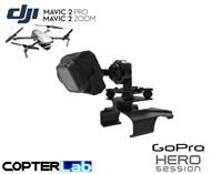 2 Axis GoPro Session Nano Camera Stabilizer for DJI Mavic 2 Zoom