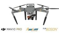 Flir Boson + Runcam Night Eagle 2 Pro Mounting Bracket for DJI Mavic Pro