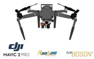 Flir Boson + Runcam Night Eagle 2 Pro Mounting Bracket for DJI Mavic 2 Zoom