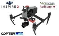 Micasense RedEdge M NDVI Mounting Bracket for DJI Inspire 2