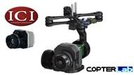 2 Axis ICI (Infrared Camera Inc) 8320 Micro Camera Stabilizer