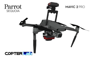 Parrot Sequoia+ NDVI Mounting Bracket for DJI Mavic 2 Pro