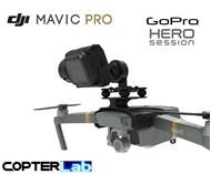 2 Axis GoPro Hero 4 Session Nano Camera Stabilizer for DJI Mavic Pro
