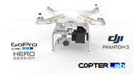 2 Axis GoPro Hero 5 Session Micro Camera Stabilizer for DJI Phantom 3 Standard