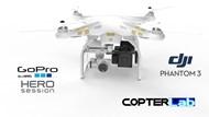 2 Axis GoPro Hero 5 Session Micro Camera Stabilizer for DJI Phantom 3 Advanced
