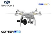 1 Single Pitch Axis Flir Vue Pro R Micro Camera Stabilizer for DJI Phantom 3 Advanced