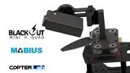 2 Axis Mobius Mini Nano Camera Stabilizer for Blackout Mini H