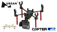 2 Axis GoPro Hero4 Session Nano Camera Stabilizer for Hubsan FPV X4 H501A