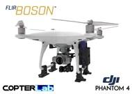 2 Axis Flir Boson Micro Camera Stabilizer for DJI Phantom 4 Pro v2