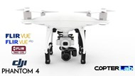 2 Axis Flir Tau 2 Micro Camera Stabilizer for DJI Phantom 4 Pro v2