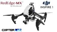 2 Axis Micasense RedEdge MX Micro NDVI Camera Stabilizer for DJI Inspire 1