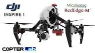 Micasense RedEdge MX NDVI Mounting Bracket for DJI Inspire 1