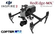 Micasense RedEdge MX NDVI Mounting Bracket for DJI Inspire 2