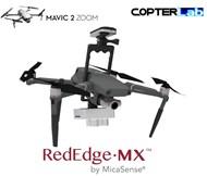 Micasense RedEdge MX NDVI Mounting Bracket for DJI Mavic 2 Zoom