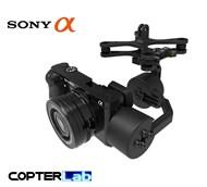 2 Axis Sony Alpha 6500 A6500 Camera Stabilizer