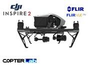 2 Axis Flir Vue Micro Camera Stabilizer for DJI Inspire 2