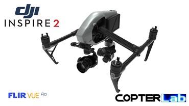 3 Axis Flir Vue Pro Micro Camera Stabilizer for DJI Inspire 2
