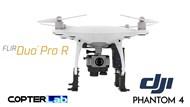 Flir Duo Pro R Mounting Bracket for DJI Phantom 4  Advanced