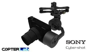 2 Axis Sony HX 80 HX80 Camera Stabilizer