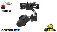 2 Axis Caddx Turtle Micro Camera Stabilizer