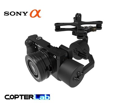 2 Axis Sony Alpha 6100 A6100 Camera Stabilizer