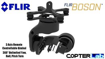 3 Axis Flir Boson Micro Camera Stabilizer