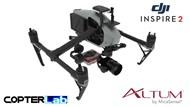 2 Axis Micasense Altum Micro NDVI Camera Stabilizer for DJI Inspire 2
