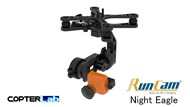 2 Axis RunCam Night Eagle Pro Night Vision Micro Camera Stabilizer