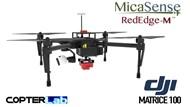 Micasense RedEdge RE3 NDVI Mounting Bracket for DJI Matrice 100 M100