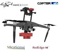 Micasense RedEdge RE3 NDVI Mounting Bracket for DJI Mavic 2 Zoom