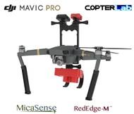 Micasense RedEdge RE3 NDVI Mounting Bracket for DJI Mavic Pro