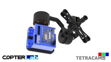 2 Axis Tetracam ADC Micro NDVI Camera Stabilizer