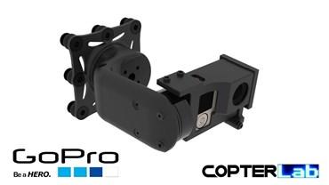 2 Axis GoPro Hero 2 Pan & Tilt Camera Stabilizer