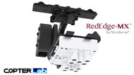 2 Axis Micasense RedEdge MX Red Blue Dual Duo Cameras NDVI Camera Stabilizer