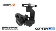 3 Axis Sony Alpha 6400 A6400 Camera Stabilizer