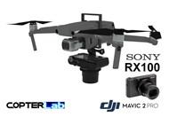 Sony RX 100 RX100 Mounting Bracket for DJI Mavic 2 Pro