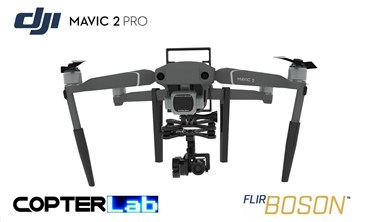 2 Axis Flir Boson Nano Camera Stabilizer for DJI Mavic Air 2