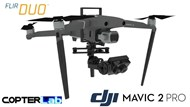 2 Axis Flir Duo R Nano Camera Stabilizer for DJI Mavic Air 2