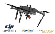 Flir Boson + Runcam Night Eagle 2 Pro Mounting Bracket for DJI Mavic Air 2