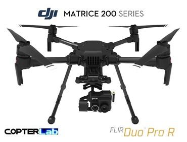 2 Axis Flir Duo Pro R Micro Skyport Camera Stabilizer for DJI Matrice 300 M300