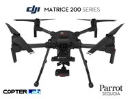 2 Axis Parrot Sequoia+ Micro NDVI Skyport Camera Stabilizer for DJI Matrice 300 M300