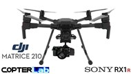 2 Axis Sony RX 1 R2 RX1R2 Micro Skyport Camera Stabilizer for DJI Matrice 300 M300