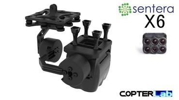 2 Axis Sentera X6 Micro NDVI Camera Stabilizer