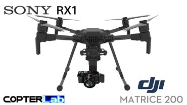 3 Axis Sony RX 1 RX1 Micro Skyport Camera Stabilizer for DJI Matrice 300 M300